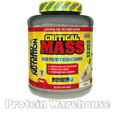 Applied Critical Mass Protein Weight Mass Gainer 2.89kg OUT OF DATE