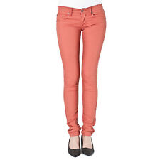 Jeans Cheap Monday Low Rise Narrow Fit Stretch Red