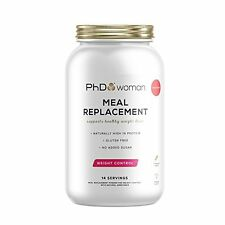 Strawberry PhD Woman Meal Replacement Weight Loss Slimming Shake Drink powder