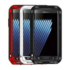 LOVE MEI POWERFUL Outdoor Case Metall Robust Cover Stoßfest für Galaxy Note 7