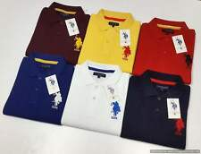 U.S.POLO PACK OF 2 COMBO PLAIN T-SHIRT'S FOR MEN