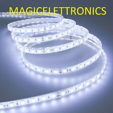 STRISCIA LED STRIP 300 LED SMD 5630 O 5730 BIANCO 5 MT ALTA LUMINOSITA'