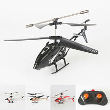Kid Gift 3.5CH Mini Gyro Radio LED RC Aircraft Helicopter 2.4GHz Remote Control