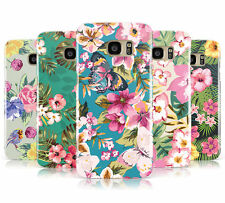 TROPICAL HAWAIIAN COLLECTION MOBILE PHONE CASE COVER FOR SAMSUNG GALAXY S7 EDGE