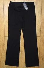 "Bnwt Authentic Women's French Connection 100% Wool Trousers Black L34"" RRP£75"