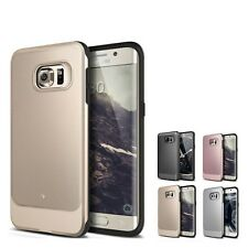 Hybrid Soft Rubber Bumper TPU Case Cover Protector For Samsung Galaxy S7 Note 7
