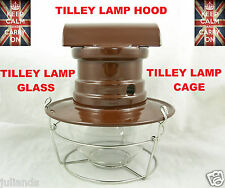 TILLEY LAMP HOOD PL53 VITREOUS ENAMELLED PARAFFIN LAMP KEROSENE LAMP