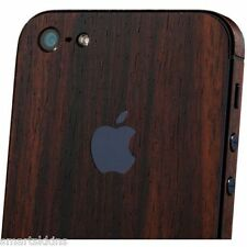apple iPhone 5s & iPhone SE wooden back, sides and front full body skin