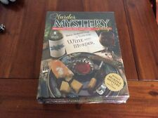MURDER MYSTERY PARTY - A TASTE FOR WINE AND MURDER - DINNER PARTY GAME