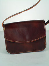 borsa da donna in vera pelle made in italy nuova    bag leather cuoio