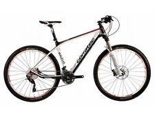 Corratec: X-Vert Carbon 0.2 650b white-carbon red Mountainbike