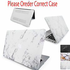 New Rubberised Hard Shell Case for Apple Macbook Air Pro 11 12 13 15 Inch Retina