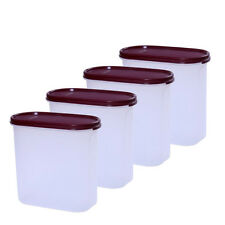 Signoraware Smart Modular Containers oval ( 1.7 Ltr x 4 pcs ) - 712