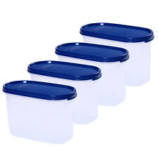Signoraware Smart Modular Containers oval ( 1.1 Ltr x 4 pcs ) - 711