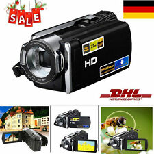 "Digital DV Kamera Full HD Camcorder Videokamera 3MP 1080P 16X Zoom DV 2.7/3"" IC"