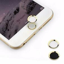 Aluminium Fingerprint Home Touch Button ID Sticker For Iphone 6 6S 6+ 5 5S Ipad