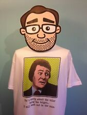 Are You Being Served? - Pop Art Mr Lucas / Trevor Bannister - White T-Shirt