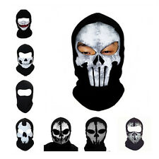 Skeleton Ghost Skull Face Mask Balaclava CS Game Hoods Call of Duty COD Cosplay