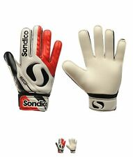 ALLA MODA Sondico Match Junior Goalkeeper Guanti White/Red
