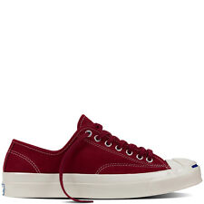 Converse Jack Purcell Signature Nubuck Red Black Trainers 1970's Nike Zoom Air