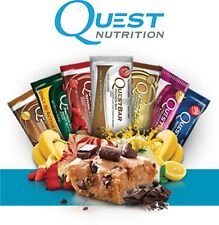 QUEST BARS ALL NATURAL PROTEIN 60g HIGH PROTEIN & FIBER GLUTEN FREE