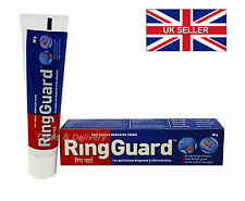 Ring Guard Athlete Foot Jock Itch Anti Fungal Bacterial Ring Warm Skin Cream 12g