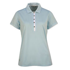 Glenmuir Performance Polo Shirt with Loop Button Fastening - Small or Medium Onl