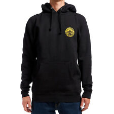 Felpa Anti Hero Hoodie Stay Ready Black & Yellow