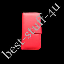 Flip Magnetic Leather Wallet Card Case Cover Fits IPhone Apple Mobile Phone C47