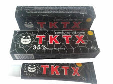 10/20/30/50/100g TKTX 35% Tattoo Anesthetic Numbing Cream for Waxing Piercing
