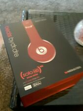Beats by dre solo hd empty box
