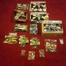 LEGO Star Wars Sets + Mini figures