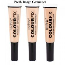 Technic Colour Fix Concealer Light,Medium or Dark Liquid Cream Corrector sealed