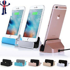 USB Charge Station Sync Dock Charger Seat Stand For iphone 6s 6/6plus/ 5c/5S/7