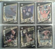 SLAM ATTAX THEN NOW FOREVER CHAMPION/HOLO #1-32 & LIMITED EDITION -ADD TO BASKET