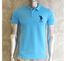 U.S POLO ASSN SKY BLUE T-SHIRTS