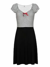 Pussy Deluxe Square Dance Dress, Kleid