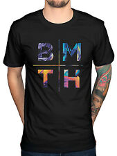 Official Bring Me The Horizon COLORI T-shirt Sempiternal SUICIDE SEASON FEDERICA