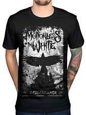 Official Motionless In White PHOENIX T-SHIRT rock metal indie Chris CERUL
