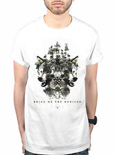 Official Bring Me The Horizon Wolven Version 2' Nuovo T-Shirt Unisex Band Merch