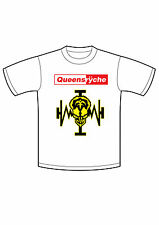 Queensryche Operation Mindcrime T-shirt blanc