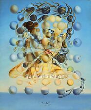 Salvador Dali 'Galatea of the Spheres' 1952 - FINE ART PRINT / REPRODUCTION