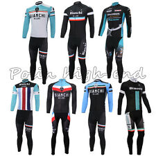 Completo Bianchi bike ciclismo mtb bicicletta bike cycling Invernale