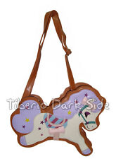 Lilac Hair Pony Horse Shaped Goth Gothic Sweet Lolita Kawaii Shoulder Bag