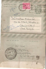 INDIA 1972  SAVE HERITAGE SITES ON COMMERCIAL USED INLAND LETTER,NEW DELHI PMK.