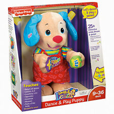 Fisher-Price Laugh & Learn Dance And Play Puppy original educational toy