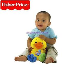 Fisher Price Laugh & Learn Musical Learning Duck educational toy