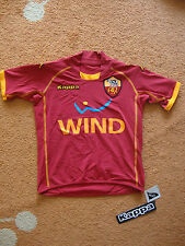 Maillot FOOT ASR AS ROMA, AS ROME KAPPA shirt  Taille YS   116/128 cm  NEUF