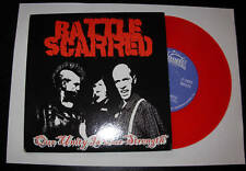 """BATTLE SCARRED """"Our Unity Is..."""" punk skinhead isd Oi!"""