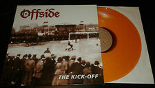 """OFFSIDE """"The Kick-Off"""" LP - ORANGE skinhead Oi! isd Condemned 84 Cock Sparrer"""